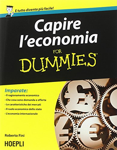 Capire l'economia For Dummies PDF