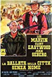 Paint Your Wagon Poster Movie Foreign 11 x 17 In - 28cm x 44cm Lee Marvin Clint Eastwood Jean Seberg Harve Presnell