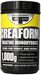 Primaforce Creaform Creatine Monohydrate, 1000 g (1 kg)