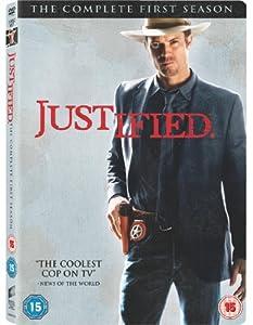 Justified - Season 1 [DVD]