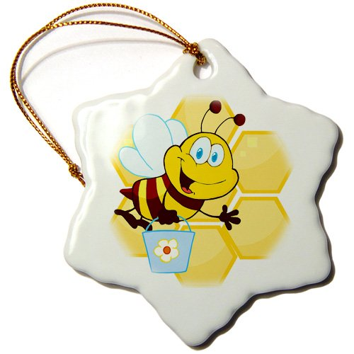 Bumble Christmas Decoration front-1064420
