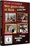 Peter Alexander - Mein ganzes Leben ist Musik (Sammelbox 4DVDs inkl. Booklet)
