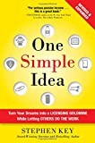 img - for One Simple Idea, Revised and Expanded Edition: Turn Your Dreams into a Licensing Goldmine While Letting Others Do the Work book / textbook / text book