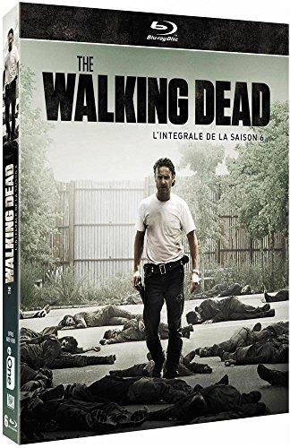 The Walking Dead - L'intégrale de la saison 6 [Francia] [Blu-ray]