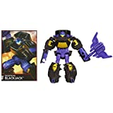 Transformers Generations Combiner Wars Legends Class Decepticon Blackjack Figure