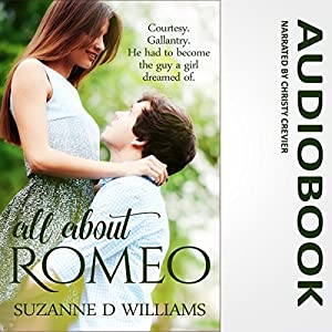 All About Romeo Audiobook
