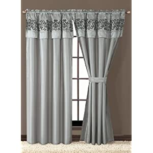 gray kitchen curtains curtain design