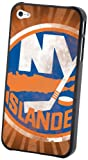 NHL New York Islanders iPhone 4/4S Large Logo Lenticular Case at Amazon.com