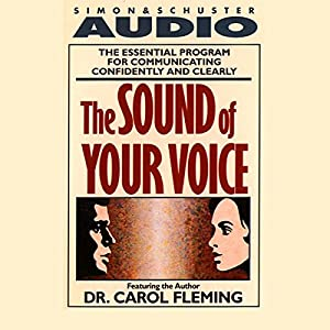 The Sound of Your Voice Hörbuch