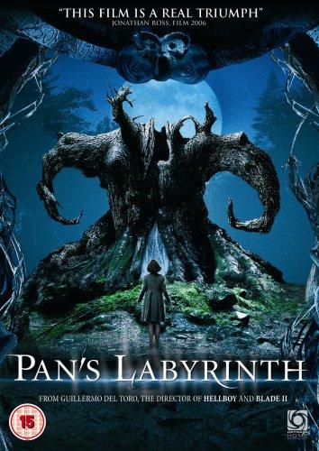 El Laberinto del fauno [Reino Unido] [DVD]