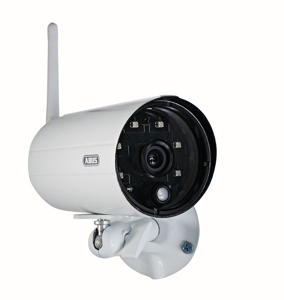 Abus Funkkamera TVAC18010A zur Erweiterung des ABUS FunkÜberwachungsset TVAC18000A, 00345  BaumarktÜberprüfung und Beschreibung