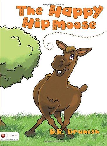 The Happy Hip Moose