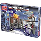 Mega Bloks Command Ops Secure the Dam Play Set