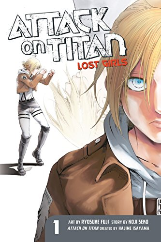 Attack on Titan Lost Girls The Manga 1 [Seko, Hiroshi] (Tapa Blanda)
