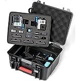 Smatree® SmaCase GA700-2 Floaty Mallette étanche pour GoPro Hero 4, Hero 3+, Hero 3, Hero 2 HD Caméscopes