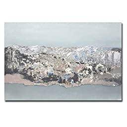 Terrain by Caroline Gold Premium Gallery-Wrapped Canvas Giclee Art (Ready to Hang)