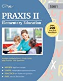 img - for Praxis II Elementary Education Multiple Subjects (5001): Study Guide with Practice Test Questions book / textbook / text book