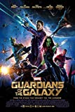 """Guardians Of The Galaxy - Movie Poster (Regular Style) (Size: 24"""" x 36"""")"""