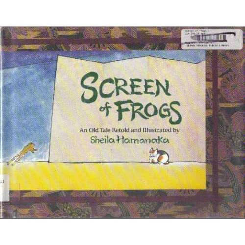 Screen of Frogs: An Old Tale