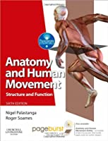 Anatomy and Human Movement: Structure and Function, 6th Edition Front Cover