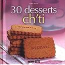 30 desserts ch'ti