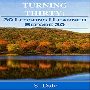 Turning Thirty Audiobook