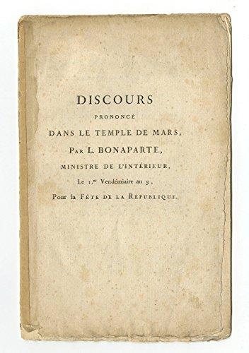 Lucien Bonaparte - Brother Of Napoleon - Autographed 1800 Manuscript Document