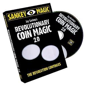 MMS Revolutionary Coin Magic 2.0 by Jay Sankey - DVD