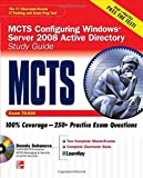 Dennis Suhanovs MCTS Windows Server 2008 Active Directory Services Study Guide (Exam 70-640) (SET)