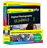 Digital Photography For Seniors For Dummies<sup>®</sup>, DVD + Book Bundle