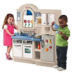Little Tikes Inside/Outside Cook N Grill Kitchen