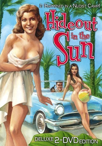 Hideout in the Sun 2-DVD Collector's Edition by Retro-Seduction Cinema