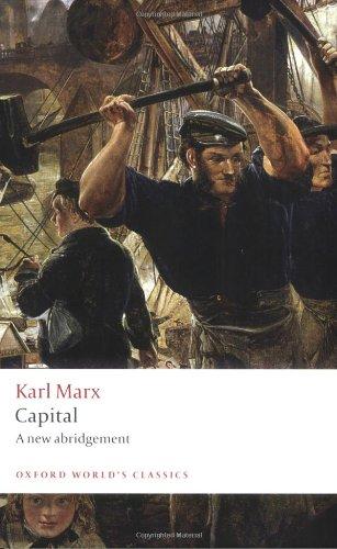 Capital: An Abridged Edition (Oxford World's Classics)