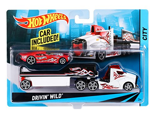 Hot Wheels Super Rig Styles May Vary 746775307509