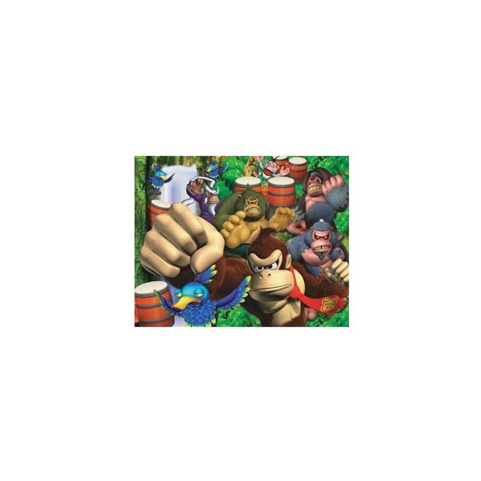 Puzzles Visual Echo 3D Effect The Cottage 3D Lenticular Puzzle 500pc S4