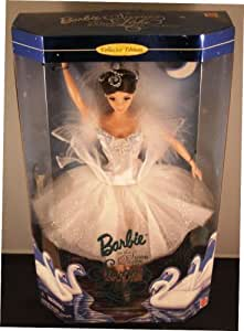 1998 Retired Barbie As the Swan Queen in Swan Lake From the Classic Ballet Series