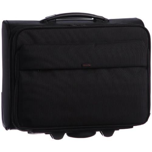 [バジェックス] BAGGEX 出張対応ビジネスキャリーバッグ PC用インナーバッグ付き 23-5408 BK (BLACK)