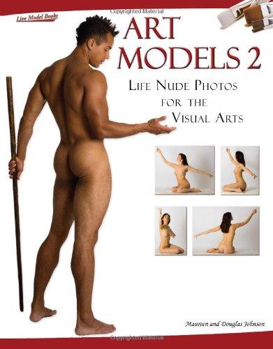 Art Models: Life Nude Photos for the Visual Arts: No. 2 (Art Models)