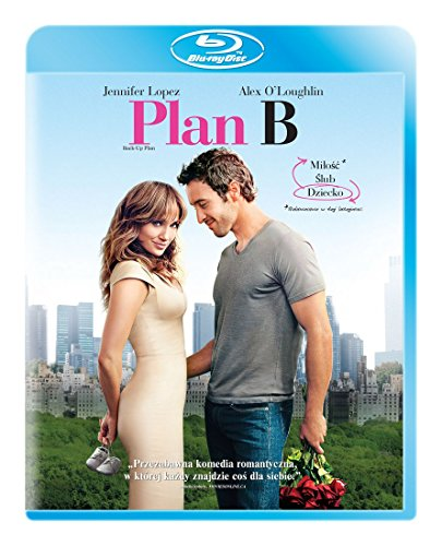 Back-up Plan, The [Blu-Ray] (English audio. English subtitles)