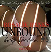 UNBOUND #5: Swift Shadows Audiobook by Rosalie Banks Narrated by Penelope Norton