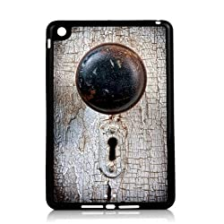 Rustic Door and Knob Cover Case for Ipad Mini by Atomic Market