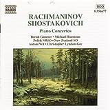 Rachmaninov/Shostakovich Piano Concerto No. 3/Piano Concerto No. 2 (Wit, Lyndon-Gee)