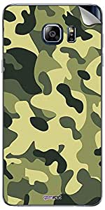 GsmKart SGN5 Mobile Skin for Samsung Galaxy Note 5 (Green, Galaxy Note 5-398)
