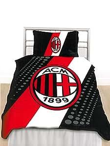 AC Milan SINGLE Stripe Duvet