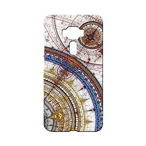 BLUEDIO Designer Printed Back case cover for Asus Zenfone 3 (ZE520KL) 5.2 Inch - G3708