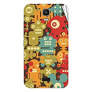 Garmor Designer Mobile Skin Sticker For Huawei Ascend Y200U8655 - Mobile Sticker