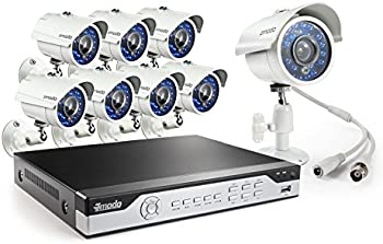 Zmodo KHI8-YARUZ8ZN 8-Ch Security System