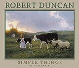 2015 Robert Duncan Simple Things Deluxe Wall Calendar