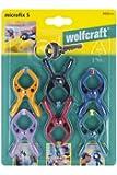 Wolfcraft B3420 Micro Fix Mini Clamps (Card 6)