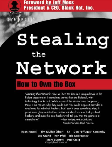 Stealing The Network: How To Own The Box front-21867